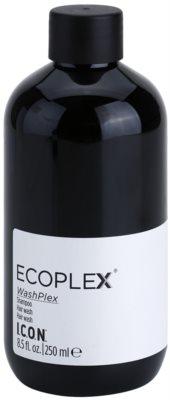 Icon  Ecoplex WashPlex шамунь-догляд для фарбованого волосся