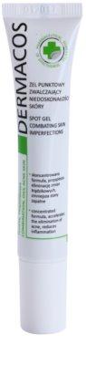 Ideepharm Dermacos Combination Oily Acne Skin helyi ápolás pattanások ellen