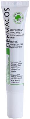 Ideepharm Dermacos Combination Oily Acne Skin tratamiento  localizado anti-acné