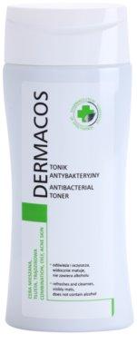 Ideepharm Dermacos Combination Oily Acne Skin antibakteriális tonik zsíros és problémás bőrre