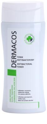 Ideepharm Dermacos Combination Oily Acne Skin antibakterijski tonik za mastno in problematično kožo