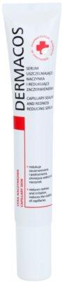 Ideepharm Dermacos Capillary sérum fortificante para a pele sensível com tendência a aparecer com vermelhidão