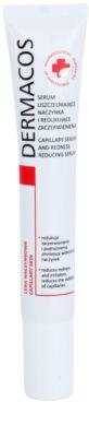 Ideepharm Dermacos Capillary зміцнююча сироватка для чутливої шкіри схильної до почервонінь