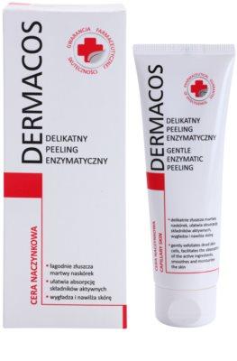 Ideepharm Dermacos Capillary exfoliante enzimático suave 1