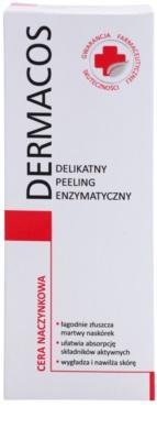 Ideepharm Dermacos Capillary exfoliante enzimático suave 2