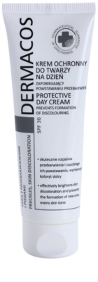 Ideepharm Dermacos Freckles Skin Discoloration nappali védőkrém SPF 30