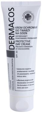Ideepharm Dermacos Freckles Skin Discoloration денний крем SPF 30