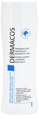 Ideepharm Dermacos Dry Sensitive Allergic Skin hydratačný telový balzam