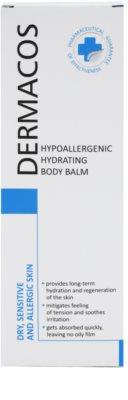 Ideepharm Dermacos Dry Sensitive Allergic Skin hydratačný telový balzam 2