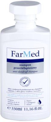 Ideepharm FarMed sampon pentru par gras si cu matreata