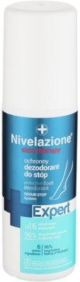 Ideepharm Nivelazione Expert osviežujúci dezodorant na nohy