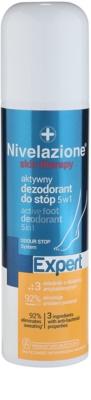 Ideepharm Nivelazione Expert aktywny dezodorant do stóp 5 w 1 w sprayu