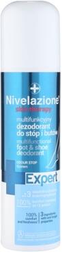 Ideepharm Nivelazione Expert Deodorant Spray für Füße und Schuhe