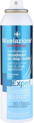 Ideepharm Nivelazione Expert Deodorant Spray für Füße und Schuhe 1