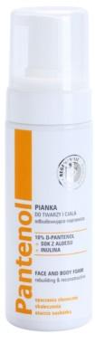 Ideepharm Panthenol regenerare de spuma pentru fata si corp