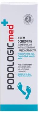Ideepharm Podologic Med creme de proteção antibacteriano 2