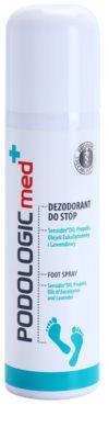 Ideepharm Podologic Med deodorant pentru picioare