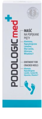 Ideepharm Podologic Med Fußsalbe gegen verhornte Haut 2