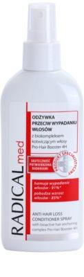 Ideepharm Radical Med Anti Hair Loss balzam v pršilu proti izpadanju las