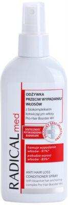Ideepharm Radical Med Anti Hair Loss kondicionáló spray hajhullás ellen