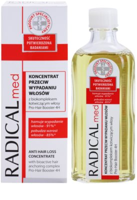 Ideepharm Radical Med Anti Hair Loss koncentrátum hajhullás ellen 1