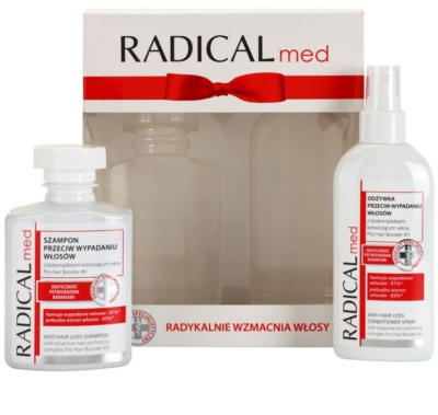 Ideepharm Radical Med Anti Hair Loss set cosmetice I. 1