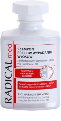 Ideepharm Radical Med Anti Hair Loss champú anticaída del cabello