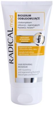 Ideepharm Radical Med Repair sérum regenerador para cabello débil