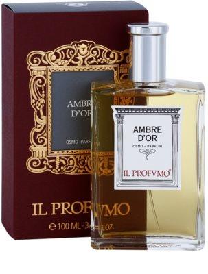 IL PROFVMO Ambre D´Or парфюмна вода унисекс 1