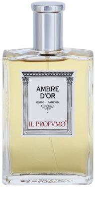 IL PROFVMO Ambre D´Or парфюмна вода унисекс 2