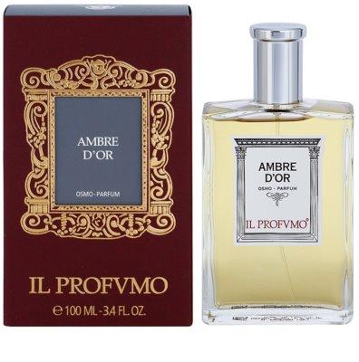 IL PROFVMO Ambre D´Or parfémovaná voda unisex