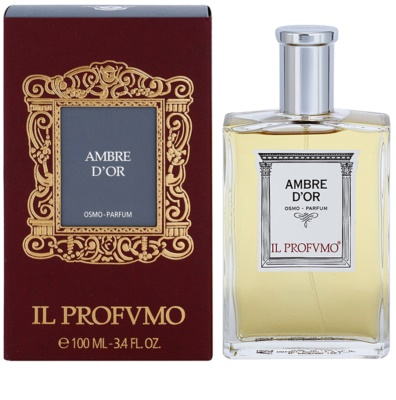 IL PROFVMO Ambre D´Or парфюмна вода унисекс