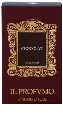 IL PROFVMO Chocolat Eau de Parfum unissexo 3