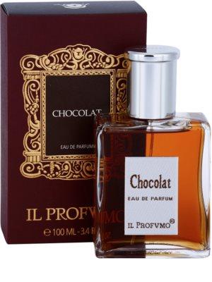 IL PROFVMO Chocolat Eau de Parfum unissexo 1