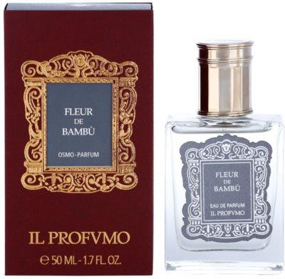 IL PROFVMO Fleur de Bambu Eau de Parfum para mulheres