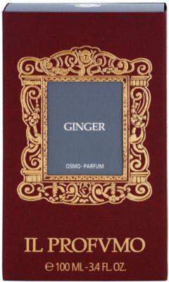 IL PROFVMO Ginger Eau de Parfum unissexo 4