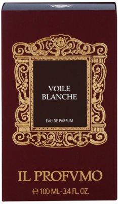 IL PROFVMO La voile Blanche Eau de Parfum para mulheres 4