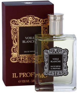 IL PROFVMO La voile Blanche Eau de Parfum para mulheres 1
