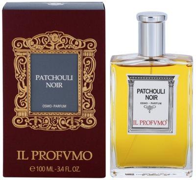 IL PROFVMO Patchouli Noir parfémovaná voda unisex
