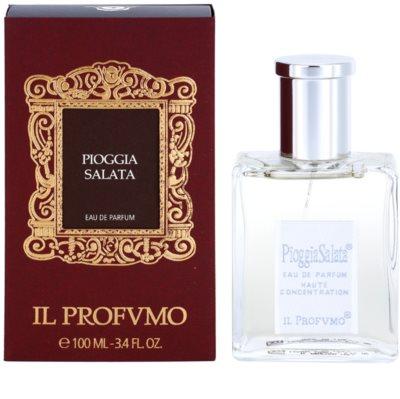 IL PROFVMO Pioggia Salata parfumska voda uniseks