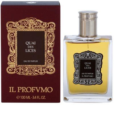 IL PROFVMO Le Quai des Lices Eau de Parfum unisex