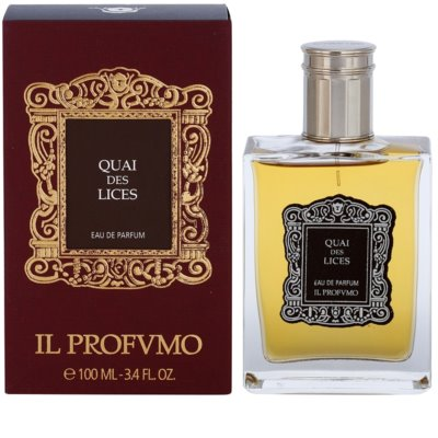 IL PROFVMO Le Quai des Lices parfémovaná voda unisex