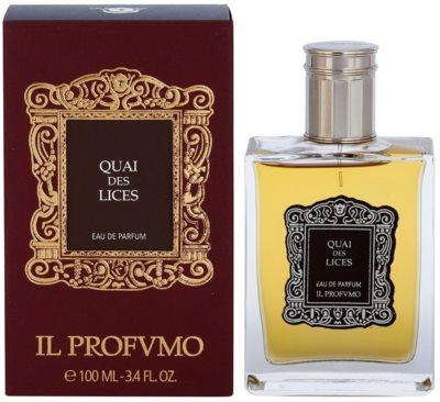 IL PROFVMO Le Quai des Lices woda perfumowana unisex
