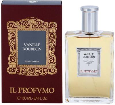 IL PROFVMO Vanille Bourbon eau de parfum unisex