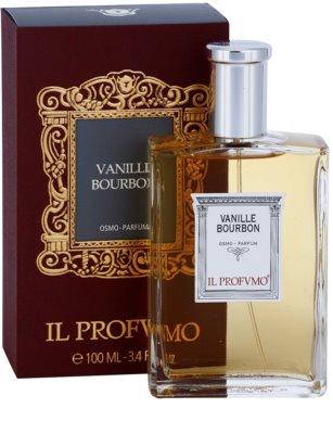 IL PROFVMO Vanille Bourbon Eau de Parfum unissexo 1
