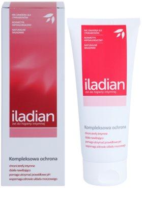Iladian Complex Gel für die intime Hygiene 1
