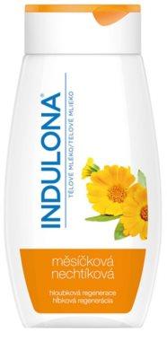 Indulona Calendula regeneráló testápoló tej