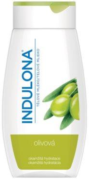 Indulona Olive hydratisierende Körpermilch mit  Olivenöl
