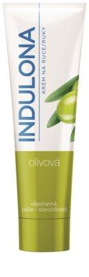 Indulona Olive intenzivní hydratační krém na ruce