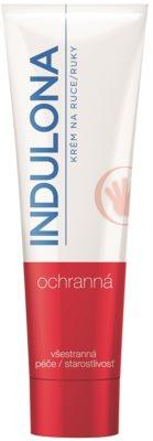 Indulona Protection ochranný krém na ruky s antibakteriálnou prísadou